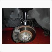 ブレーキ周り改修(フロント)の画像