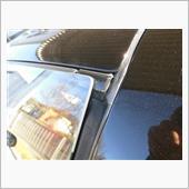助手席側ドアガラスストッププレート破損の画像
