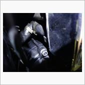 オイルタンクからのオイル漏れ?の画像