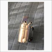 オイルキャッチタンク取付の画像