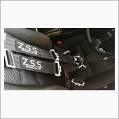 ZSS4点式シートベルト改5点式の長さ調整の画像