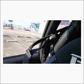 運転席純正シートベルトの画像