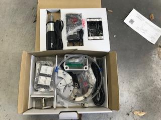 DIYで手動ガレージシャッター電動化