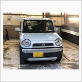 洗車&撥水強化剤塗布