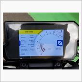 タイヤ窒素内圧点検&補充