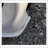 リップスポイラーの隙間。の画像