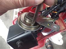 TLM50 やりすぎて壊してしまったホーンを交換のカスタム手順1