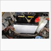 バッテリー液補充、ラジエーター液補充。の画像