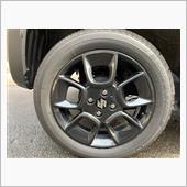 Tyre Dry Coat施工の画像