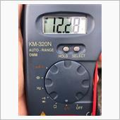 2018/12/9 電圧測定の画像