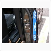 TRD ドアリフレクションステッカーの画像