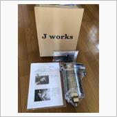 Jwork susクリーナーBOX取り付けの画像