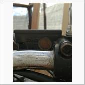 Fブレーキレバースカスカ戻らずの巻 Fブレーキレバースカスカ戻らずの巻の画像