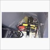 みなさん!こんばんわ !バッテリーが上がちゃいました!まずはエンジン復旧です !(*^_^*)の画像