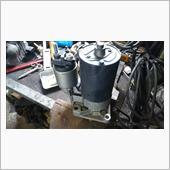 セルモーター 分解 整備の画像