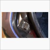 W208 CLK トランクリッド ストッパー交換