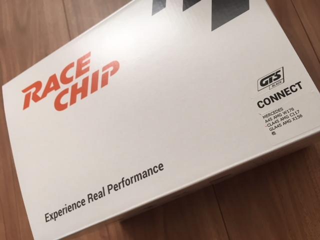 RaceChip サブコン取り付け