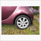 冬用タイヤ 交換の画像