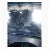 洗車中のハプニングの画像