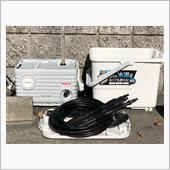 アイリスオーヤマ高圧洗浄機ハンパねーの画像