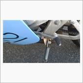 チェンジペダル交換修理の画像