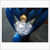 ポジションランプLED電球交換