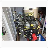 スペアエンジン製作4の画像