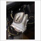 Z33 エアコンフィルター取付 の画像
