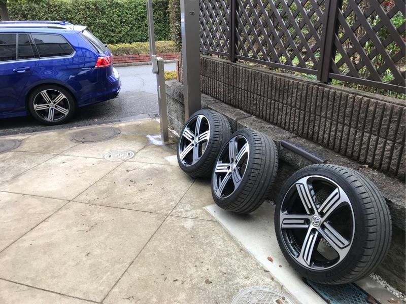 冬タイヤの効用