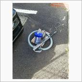HM1 エバポレーター 掃除 その2の画像