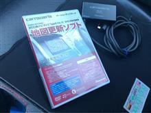 911 (クーペ) 楽ナビHRZ-008の地図データバージョンアップとNDーBT1接続のカスタム手順1