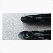 ヘッドライトワイパーアーム交換の画像