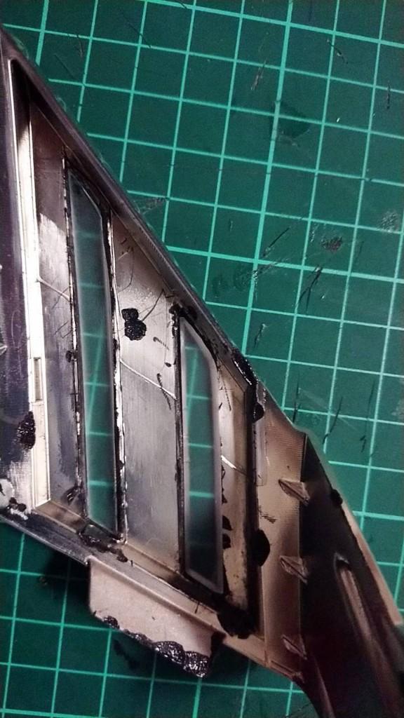 vani工房 ヘッドライト加工 下段編①
