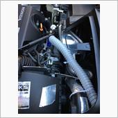 タービンアウトパイプのヒートシンク冷却対策の画像