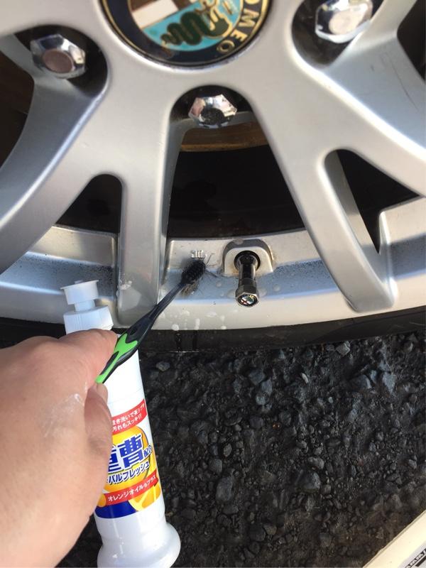 マン振り洗車その②