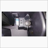 オプション装着AC電源コンセントの実用化