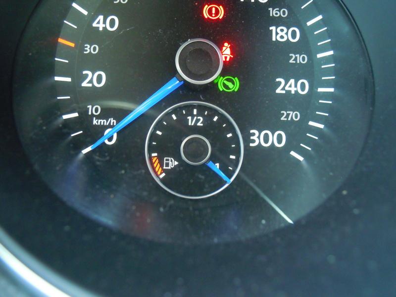 燃料計 修正