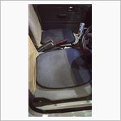 シートの座布団を取り替えてみましたの画像