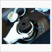 燃料フィルター交換 その4の画像