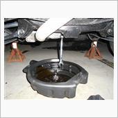 エンジンオイルのみ交換の画像