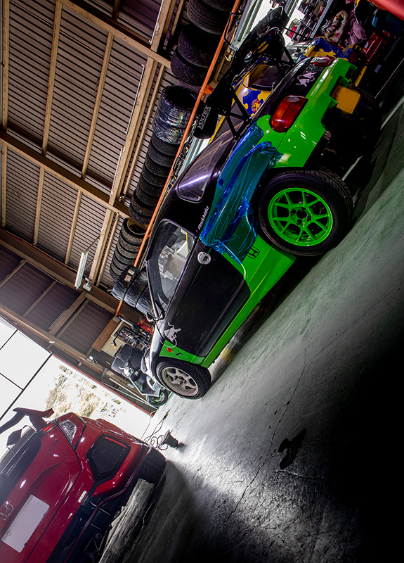 ASLAN PP1 Honda Beat ホンダ ビート FK8 CIVIC