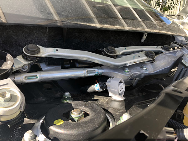 レクサスRX バルクヘッド(エンジン隔壁)防音