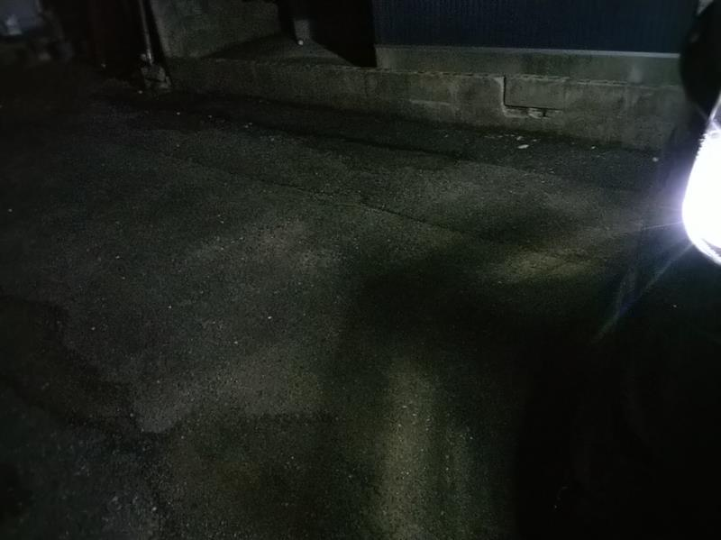 LEDクリアーテールランプ
