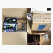 Panasonic f1xvd とETC CY-ET2010D取り付け