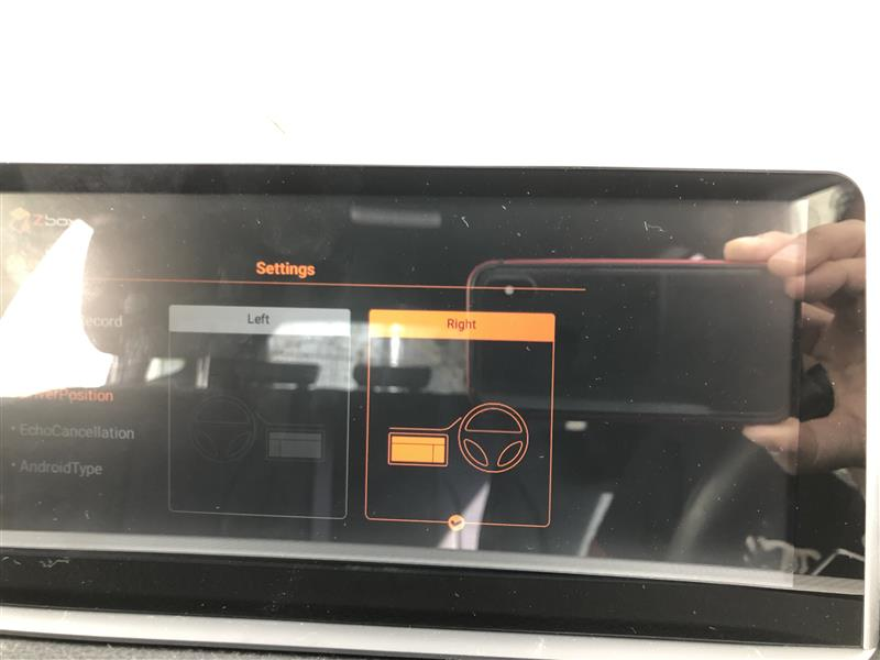BMW Android Head Unitの続き AppleCarPlay編2