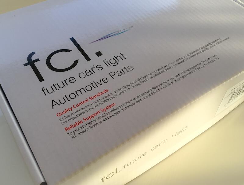 フォグランプ交換 〜fcl.カラーチェンジLEDバルブ〜