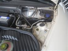 911 (クーペ) ④ キャビンフィルター交換と周辺掃除のカスタム手順2