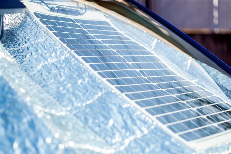 ソーラーパネルによるバッテリー補充電システムのその後