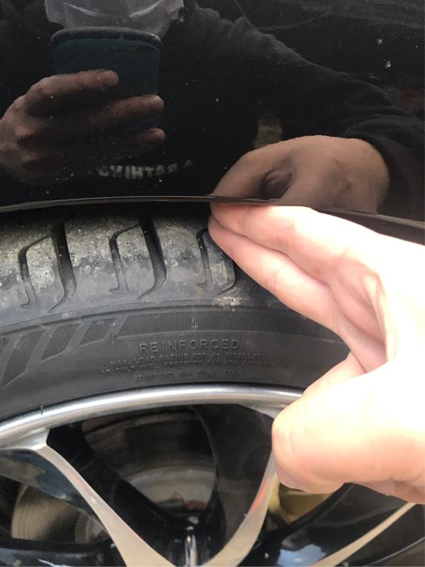 車高調取り付け