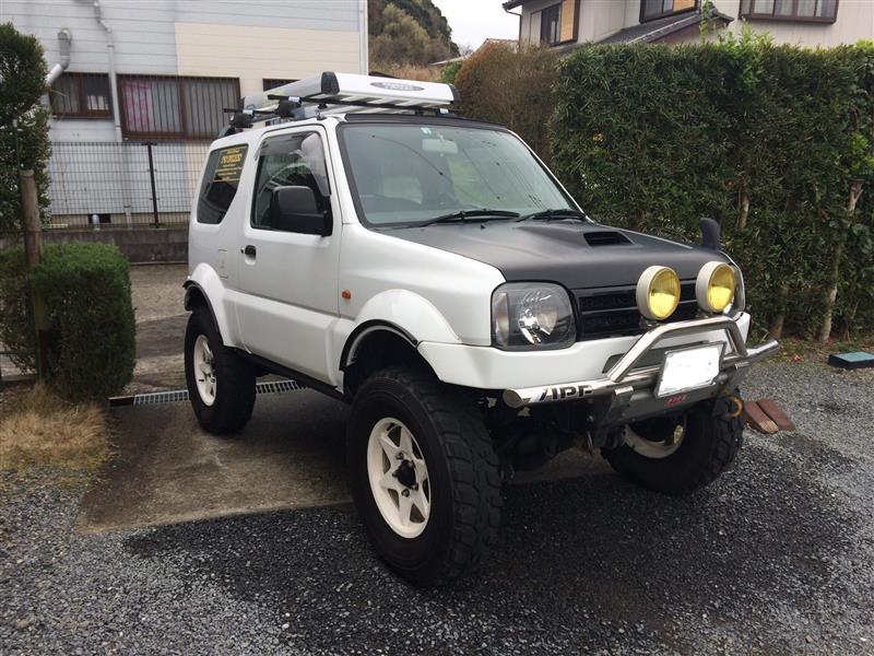 洗車したッス!  (  ' ω '   )